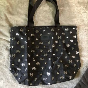 VS Pink Large tote